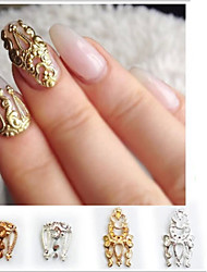 cheap -4-as-a-set-of-manicure-stick-a-retro-hollow-out-all-nail-drill-accessories-metal-accessories