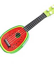 abordables -enfants pastèque guitare fruits de bande dessinée / plastique / jouet en plein air / musique jouet