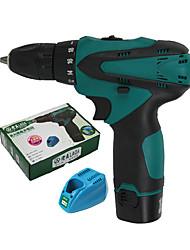 Недорогие -два электрический заряд стандартная двойная скорость Перезаряжаемый электрический литиево шуруповерт рука электродрель la413112