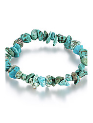 cheap -Women's Crystal Chain Bracelet Ladies Crystal Bracelet Jewelry Blue For Birthday Gift Daily / Turquoise