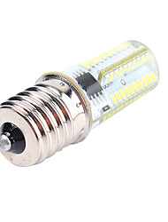 cheap -1pc 4 W LED Corn Lights 400 lm E12 E17 BA15D T 80 LED Beads SMD 3014 Dimmable Decorative Warm White Cold White 220-240 V 110-130 V / 1 pc / RoHS