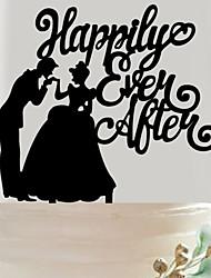 Недорогие -Аксессуары для тортов Акрил Свадебные украшения Свадьба / Годовщина / Свадебные прием Весна / Лето / Осень