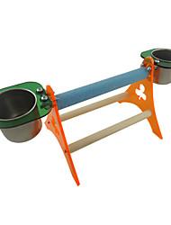 cheap -Bird Perches & Ladders Plastic Metal