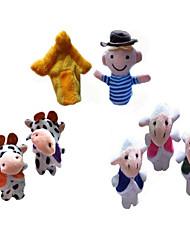 cheap -Stuffed Animal Plush Toys Plush Dolls Novelty Plush Imaginative Play, Stocking, Great Birthday Gifts Party Favor Supplies Boys' Girls'