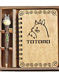 Недорогие -Экшен-фигурки Утка деревянный Бумага Аниме Мальчики Девочки Игрушки Подарок