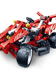 cheap -Action Figure Building Blocks Construction Set Toys Tank Race Car compatible Legoing Cool Creative DIY Chic & Modern Boys' Girls' Toy Gift / Educational Toy