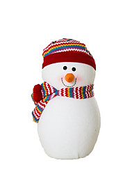 cheap -Snowman Christmas Decorations Lovely Cartoon High Quality Fashion Plush Boys' Girls' Toy Gift