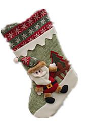 cheap -Santa Suits Plush Boys' Girls' Toy Gift 1 pcs