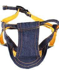 cheap -Dog Bandanas & Hats Dog Clothes Summer Spring/Fall Solid Casual/Daily
