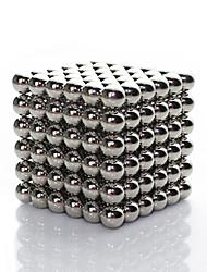 cheap -Linlinzz  Children's DIY Buckyball Stainless Steel Ball Steel Magnetic Sculptures Beads Healing Toys - 5MM (Silver)