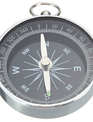 cheap -Compasses Directional Multi Function Aluminium Alloy Hiking Camping Outdoor Travel Black