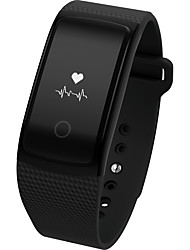 cheap -YY-A09 Women Smart Bracelet Smartwatch Android iOS Bluetooth Sports Waterproof Heart Rate Monitor Blood Pressure Measurement Touch Screen Activity Tracker Sleep Tracker Sedentary Reminder Find My
