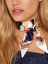 cheap -Women's Collar Necklace Ladies Euramerican Fabric Blue Necklace Jewelry For Wedding Party Daily Casual