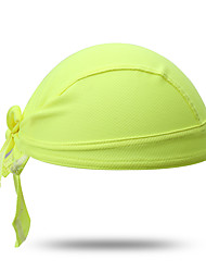 cheap -XINTOWN Skull Cap Beanie Do Rag UV Resistant Breathable Quick Dry Ultraviolet Resistant Dust Proof Bike / Cycling Black Green / Yellow White Winter for Men's Women's Adults' Camping / Hiking Climbing