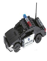 Недорогие -GUDI Экшен-фигурки Конструкторы Военные блоки Автомобиль Вертолет Soldier совместимый Legoing Мальчики Девочки Игрушки Подарок / Обучающая игрушка