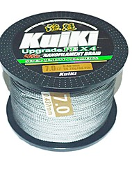 cheap -PE Braided Line / Dyneema / Superline 500M / 550 Yards PE 90LB 80LB 70LB 0.4--0.6 mm Sea Fishing Bait Casting Freshwater Fishing / 60LB / 50LB / 40LB / 30LB / 28LB
