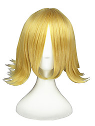 cheap -Cosplay Wigs Tiger & Bunny Aika S. Granzchesta Anime Cosplay Wigs 45cm CM Heat Resistant Fiber Men's Women's