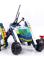 cheap -GUDI GUDI8225 Action Figure Building Blocks Military Blocks Balls Educational Toy Construction Set Toys Tank Soldier compatible ABS Legoing Cool Chic & Modern Boys' Girls' Toy Gift / Kid's