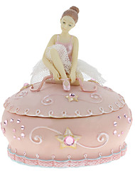 cheap -Music Box Music Jewelry box Ballerina Music Box Music Box Dancer Ballet Dancer Unique Women's Boys' Girls' Kid's Adults Graduation Gifts Toy Gift