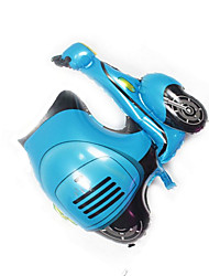 cheap -Balloon Toy Motorcycle Moto Creative Party Inflatable Aluminium Boys' Girls' Toy Gift