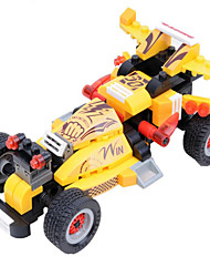 cheap -Action Figure Building Blocks Construction Set Toys Car compatible Legoing Cool Chic & Modern Boys' Girls' Toy Gift / Educational Toy