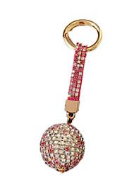 cheap -Keychain Key Chain Diamond Glow Metalic Adults' Toy Gift