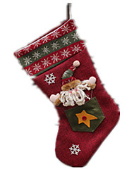 cheap -Santa Suits Cloth Plush Boys' Girls' Toy Gift 1 pcs