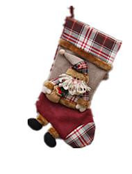 cheap -Santa Suits Textile Cloth Boys' Girls' Toy Gift 1 pcs