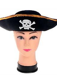 cheap -Halloween Manufacturers Ballroom Supplies - Pirates Of The Caribbean Captain Cap