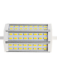 cheap -1pc 15 W Tube Lights 1200 lm R7S T 48 LED Beads SMD 5730 Dual-Head Warm White Cold White 85-265 V / 1 pc / RoHS