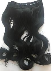 cheap -Cosplay Wigs Women's 20 inch Heat Resistant Fiber Black Anime / Classic Lolita Dress