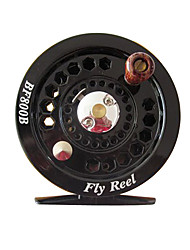 cheap -Fishing Reel / Ice Fishing Reel Fly Reel / Trolling Reel 1:1 Gear Ratio+0 Ball Bearings Right-handed Ice Fishing / Freshwater Fishing / General Fishing - BF600B/BF800B / Trolling & Boat Fishing