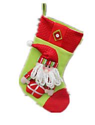 Недорогие -Овечья шерсть Костюмы Санта Клауса Elk Шерсть Плюш Взрослые Игрушки Подарок 1 pcs
