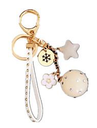 cheap -Keychain Key Chain Metalic Adults' Boys' Girls' Toy Gift