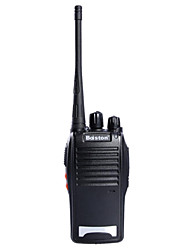 cheap -Baiston® BST-688 5W 16-Channel 400.00-470.00MHz Walkie Talkie - Black