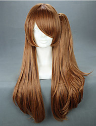 cheap -anime nibutani shinka in chuunibyou demo koi ga shitai long wavy cosplay wig with 1 ponytail Halloween