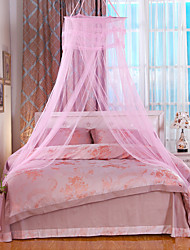 cheap -Child Mosquito Net Ceiling Nets Princess Dome Mosquito Net Encryption Round Mosquito Net