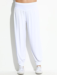 cheap -Women's Loose Sweatpants Pants - Solid Colored Dark Red Dark Gray Royal Blue L XL XXL