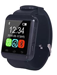 Недорогие -Смарт Часы для iOS / Android GPS / Хендс-фри звонки / Видео / Фотоаппарат / Аудио Таймер / Секундомер / Датчик для отслеживания активности / Найти мое устройство / будильник / 128MB