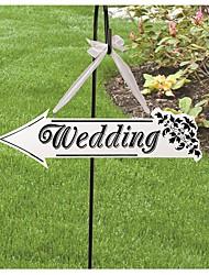 cheap -Unique Wedding Décor Wood Wedding Decorations Wedding / Engagement / Wedding Party Garden Theme Spring / Summer / Fall
