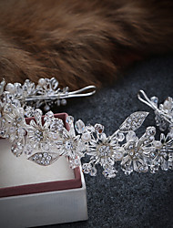 cheap -Imitation Pearl / Alloy Tiaras / Headbands / Wreaths with 1 Wedding / Special Occasion / Casual Headpiece