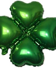 Недорогие -Воздушные шары Игрушки В форме сердца Надувной Для вечеринок Оригинальные Алюминий Девочки Мальчики 1 Куски