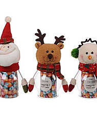 cheap -Santa Suits Elk Snowman Christmas Decorations Cartoon Fashion High Quality Lovely Plush Girls' Boys' Gift
