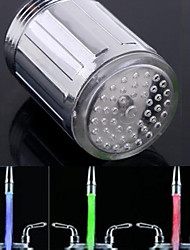 cheap -LED Water Faucet Light Colorful Changing Glow Shower Head Kitchen Tap Aerators