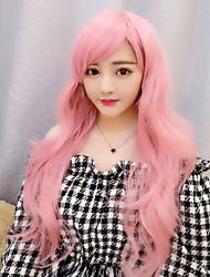 cheap -Lolita Wigs Sweet Lolita Dress Blushing Pink Lolita Lolita Wig 28 inch Cosplay Wigs Wig Halloween Wigs