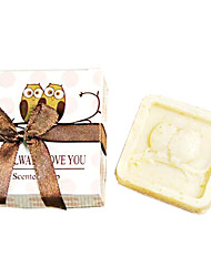 cheap -Wedding Gift Mini Night Owl Soap 36g Cosmetic Beauty Care Makeup for Face