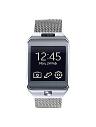 cheap -Watch Band for Gear 2 R380 Samsung Galaxy Milanese Loop Stainless Steel Wrist Strap