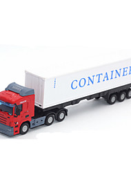 cheap -Metal Alloy Cargo Truck Toy Truck Construction Vehicle Toy Car Model Car Kid's Car Toys / Music & Light