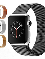 cheap -Milanese Loop Bracelet Stainless Steel Magnetic   band For Apple Watch series 5/4/3/2/1  Bracelet strap for iwatch series 5 iwatch series 4   44mm 42mm  40mm 38mm