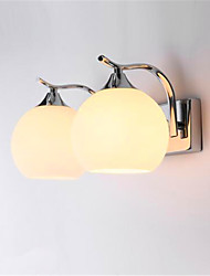 cheap -Modern / Contemporary Wall Lamps & Sconces Metal Wall Light 220-240V 3W / E27